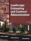 Landscapes Estimating & Contract Administration (Paperback)